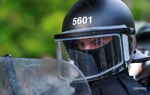 Полиция Торонто задержала мужчину, вооруженного мачете