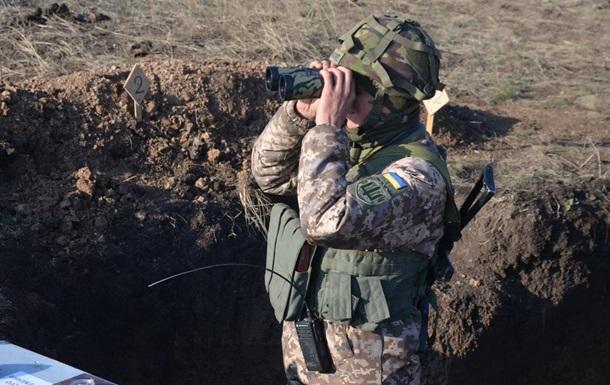 ДНР  снова отложила обстрел сооружений ВСУ