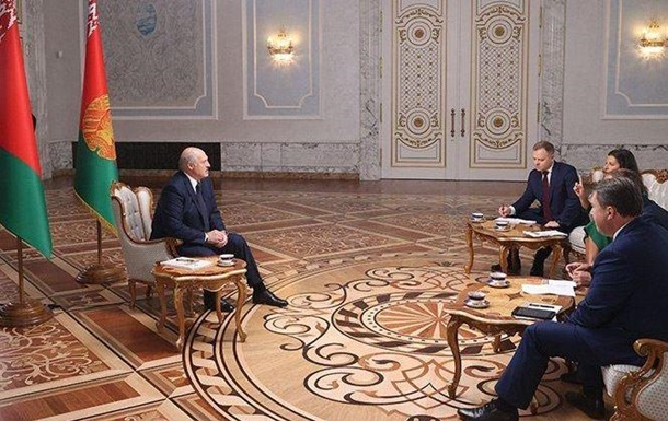Лукашенко пообещал продолжение  перехваченного  разговора
