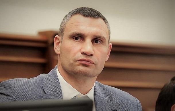 Ближе к народу: В августе Кличко работал без отпускных, надбавок и премий