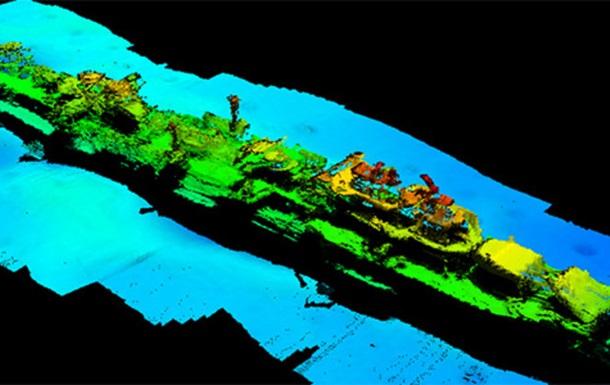 Затонулий нацистський крейсер знайшли поблизу Норвегії