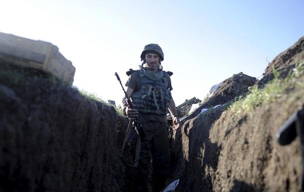 В  ДНР  отменили приказ об обстреле укреплений ВСУ