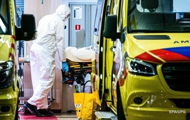 У Нідерландах рекордний приріст коронавірусу з квітня