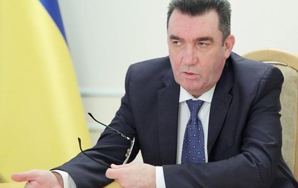 РНБО вивчає п ять варіантів деокупації Донбасу