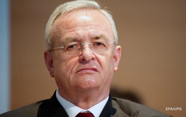 Экс-главу Volkswagen будут судить за мошенничество
