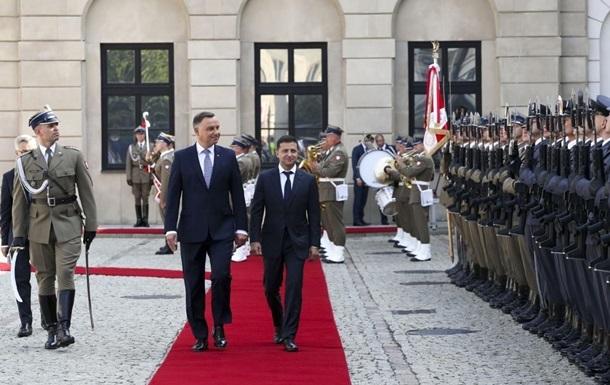 Президент Польщі має намір відвідати Київ