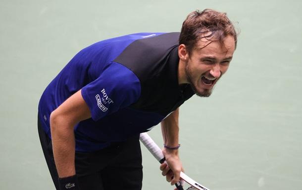 Медведев и Тим разыграют путевку в финал US Open