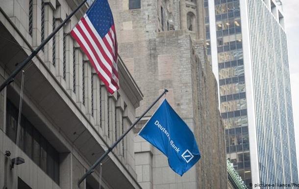 Deutsche Bank в США заплатит крупный штраф за нарушение крымских санкций