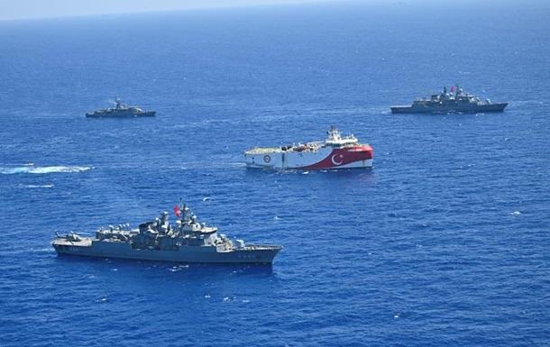 Средиземноморский кризис: Турция готовится к периоду после 2023 года