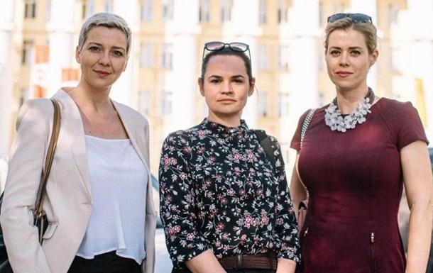 Белорусских оппозиционеров номинировали на премию Сахарова