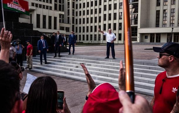 По пути Украины. Пресса о протестах в Беларуси