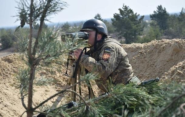 На Донбассе за сутки три нарушения режима тишины