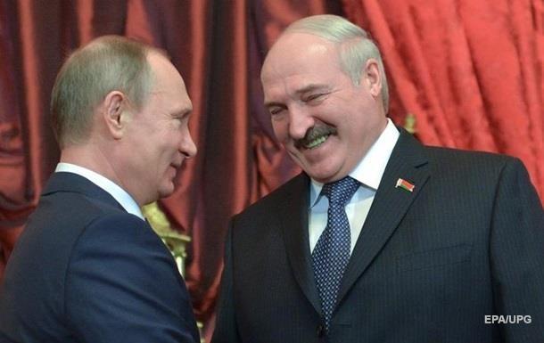 Кремль назвав дату візиту Лукашенка