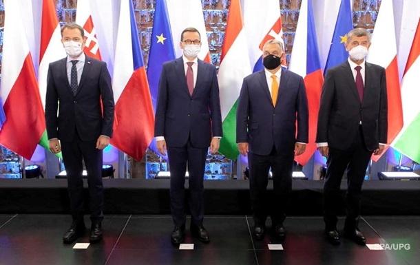 Вишеградская группа предложит белорусам безвиз
