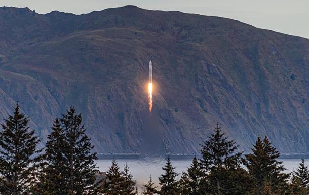 В США ракета частной компании не достигла орбиты