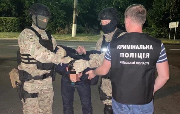 Задержан организатор перестрелки под Киевом