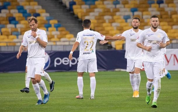 Колос розгромив Львів, забивши чотири м ячі
