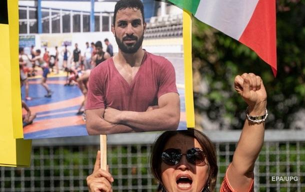 МОК шокирован казнью иранского борца