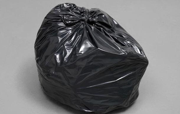 Британский художник продает на аукционе мусорный мешок