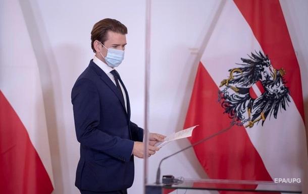 В Австрии началась вторая волна пандемии COVID-19
