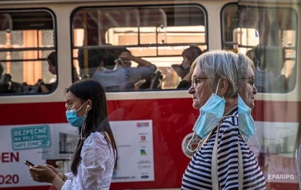 В Чехии заявили о второй волне коронавируса в стране