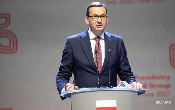 Польша призвала окончательно остановить СП-2