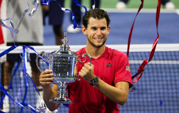Тім зробив феєричний камбек і обіграв Звєрєва у фіналі US Open