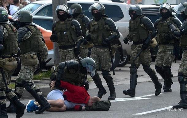 Протесты в Минске: задержаны 400 человек