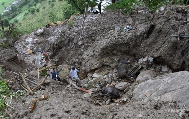 В Непале жертвами оползней стали 12 человек