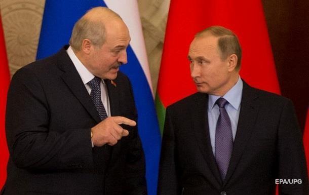 Лукашенко вирушив у Сочі на зустріч з Путіним