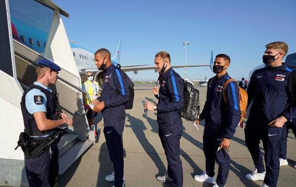 АЗ прибыл в Киев на игру Лиги чемпионов