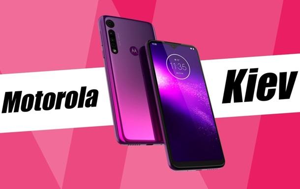 Motorola выпустит 5G смартфон под названием Kiev