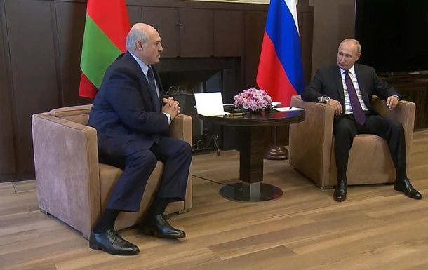 Путин и Лукашенко договорились о крупном кредите