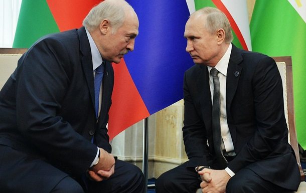 О чем говорили Путин и Лукашенко