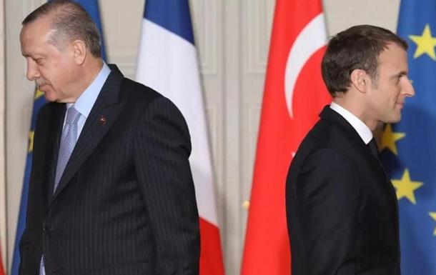 Секрет вражды Макрона и Эрдогана