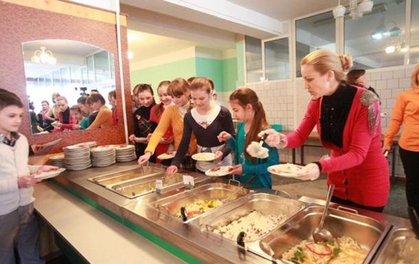 Ученики поставили  неуд  школьной еде