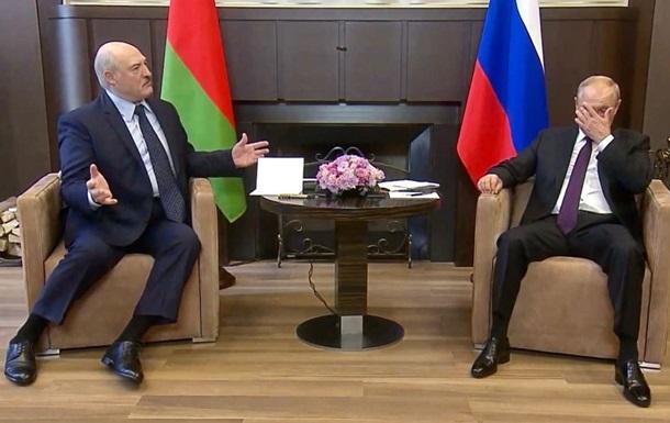 Українського сценарію  не буде. Підсумки зустрічі Путіна і Лукашенка