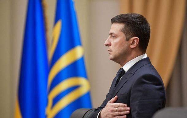 Зеленский назвал приоритеты своего президентства