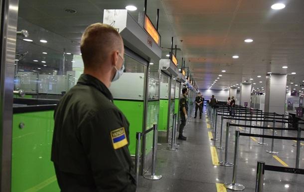 В аеропорту Києва затримали грузина, підозрюваного у вбивстві