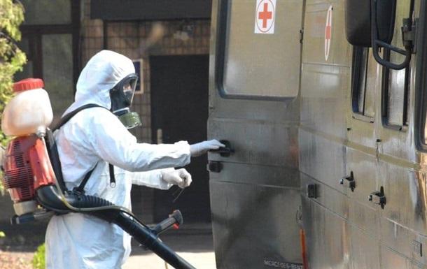В ВСУ зафиксировали летальный случай от коронавируса