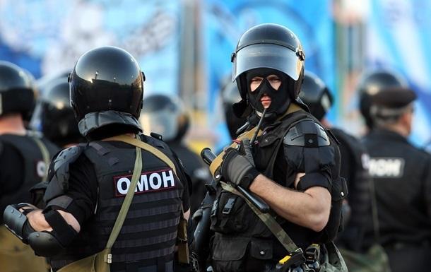 В Беларуси ОМОН в лесу задержал подростков-партизан с украинской символикой