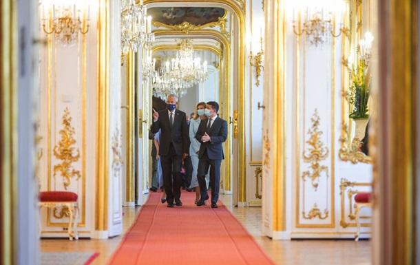 Президент Австрии после встречи с Зеленским выступил против остановки СП-2