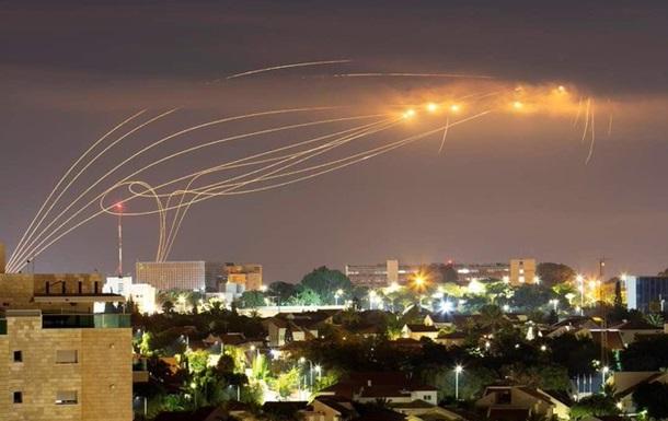 Сектор Газа выпустил две ракеты по Израилю