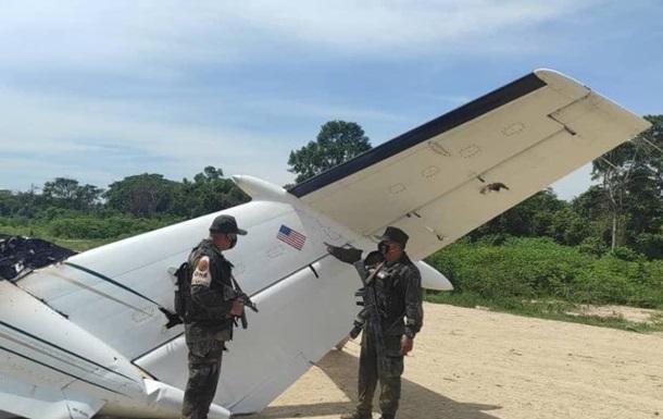 В Венесуэле заявили об уничтожении самолета США с наркотиками
