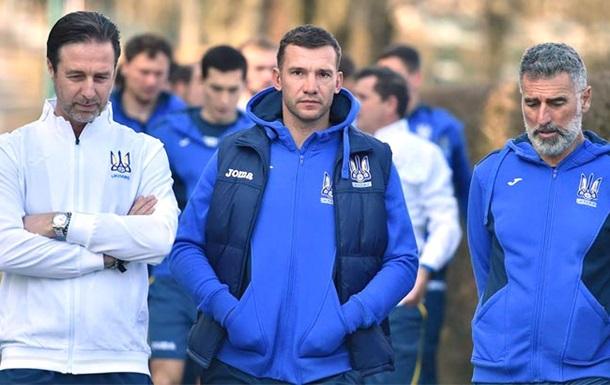 Збірна України за тиждень зіграє три матчі з топовими суперниками
