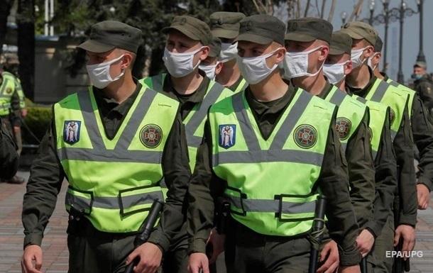 В Киеве усилили меры безопасности из-за массовых акций