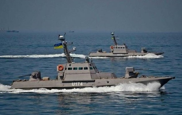 Потонути на території своєї бази - це все, на що здатні українські кораблі