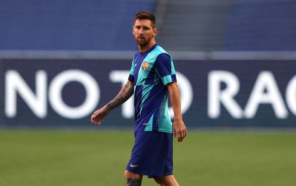 Месси рискует пропустить стартовые матчи Барселоны в Ла Лиге