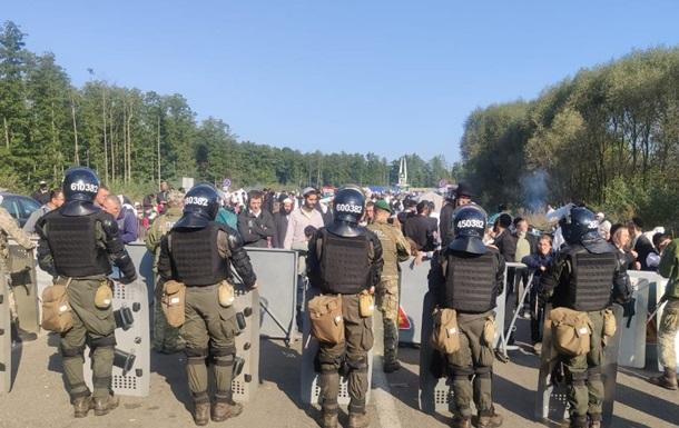 Киев направил Беларуси ноту из-за хасидов