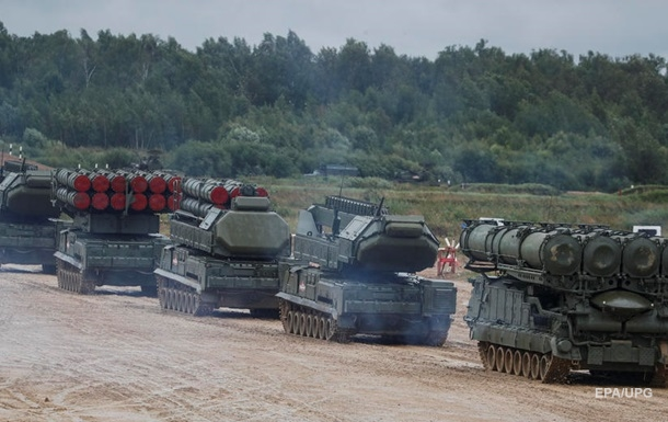 Сезон учений. Военные маневры у границ Украины